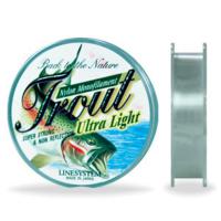 Леска LINE SYSTEM Trout # 0,6 nylon