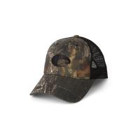 Бейсболка COSTA DEL MAR Mesh Hat цв. Mossy Oak New Breakup / Black