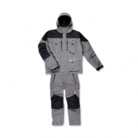 Костюм RAPALA Interface Ice Suit цвет Серо-черный