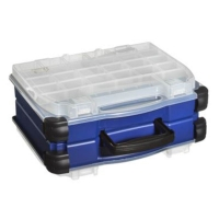 Ящик PLANO 3952-10 двухуровневый для приманок и аксессуаров 30-104 отсеков