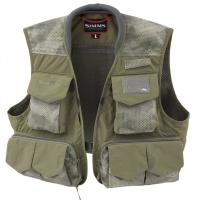 Жилет SIMMS Freestone Vest цвет Hex Camo Loden
