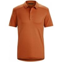 Рубашка CLOUDVEIL South Park SS Polo цвет Pompeian Red