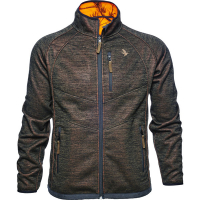 Толстовка SEELAND Kraft Reversible Fleece Jacket цвет REALTREE APB / SOIL BROWN