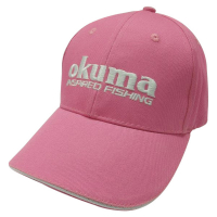 Кепка OKUMA Pink Cotton Cap