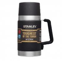 Термос для еды STANLEY Master 0,7 л цв. черный