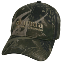 Кепка OKUMA Full Back Camouflage Hat