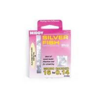 Оснастка MIDDY Microbarb 20 to 0.10 HTN (9 поводков + 10 хомутов)