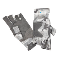 Перчатки SIMMS Solarflex Guide Glove цв. Hex Flo Camo Steel