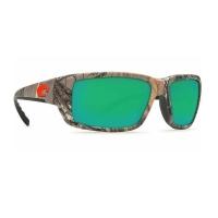 Очки COSTA DEL MAR Fantail 580 P р. M цв. Realtree Xtra Camo цв. ст. Green Mirror