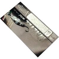 Блесна колеблющаяся TICT Maetel Mini 1,5 г цв. silver