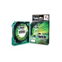 Плетенка POWER PRO 275 м цв. Moss Green (Зеленый) 0,06 мм
